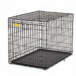 Intuitive Innovation from MidWest Homes for Pets! The LifeStages® ACE Single Door Dog Crate gives your dog a safe and cozy place to retreat and serves as a valuable tool for housebreaking, puppy training, and travel.