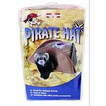 Great for multiple ferrets. Easy to clean. Combine with other pirate accessories. Hand wash in cold water , hang dry. For playin or resting .