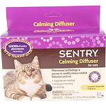 Includes 1 diffuser and 1/5 fl oz bottle Pheromone technology is proven to modify stress-related behavior - innappropriate marking, excessive meowing, scratching Effectively modifes stress-related behavior that may occur during travel, thunderstorms, fire