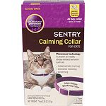 3 pack of safety release breakaway 30 day collars - fit cats with up to 15 neck Effectively modifes stress-related behavior that may occur during travel, thunderstorms, fireworks and new social interaction Release pheromones for up to 30 days Helps cats