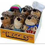 Heggies are super soft, super cuddly, and ready to grunt their way into your dogs playtime hour Perfect addition to your pets toy chest