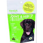 Comprehensive joint formula specifically formulated for medium and large dogs over 30 pounds Contains 900 mg glucosamine, creatine for muscle support and omega-3 fatty acids Contains perna canaliculus for joint support Made in the usa