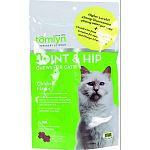 Comprehensive joint formula specifically formulated for cats Contains 450 mg glucosamine, creatine for muscle support and omega-3 fatty acids Contains perna canaliculus for joint support Made in the usa