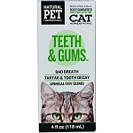 Homeopathic treatment for bad breath, tartar and tooth decay, and unhealthy gums Contains no alcohol or sugar Taste-free, pure water base 30 day supply Made in the usa