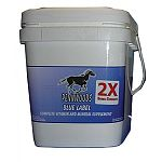 Blend of concentrated ingredients formulated to nutritionally balance and enhance your horse s diet. Concentrated yeast culture will improve digestion and feed efficiency. New lower amount required per feeding will improve palatability.