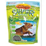Nutritious soft superfood dog treats with added vitamins and minerals. Made with antioxidant rich greens. Wheat, corn and soy free. Special blend of greens, low gluten oats, and a delicious taste. Made in the usa.