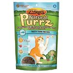 Healthy, natural, semi-moist cat treats. Only 3 calories each - reward your cat frequently. Made with high quality proteins and grains. Made in the usa. With added vitamins and minerals.
