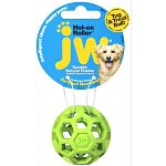 A stretchy, virtually indestructable fetch, chew, tug and treat toy.