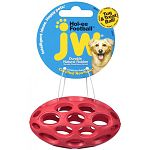 A fantastic treat ball, wonderful training aid, great for fetch, toss and tug, chewing and teething.