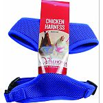 Durable, comfortable harness made of breathable mesh Adjustable harness to guide your chicken, duck or goose Attach to chicken leash (sold seperatly) Easy to hand wash then air dry Made in the usa