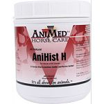 For use in animals suffering from seasonal allergies. Supports respiratory health, normal histamine levels and a healthy immune system. Aids horses in combating environmental irritants and pollutants. For added benefit to horse s overll health, use antihi