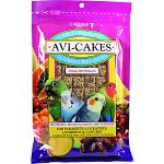For parakeets, cockatiels, lovebirds and conures. Omega 3 and 6 balanced. 50% pellets and 50% wholesome fruits and grains. Explode with tastes that birds love: cranberries, dates, mango, papaya and pineapple. Provide essential proteins, vitamins and miner