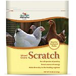 For all species of poultry. Ideal for backyard flocks. Great source of energy. Adds diversity to the feeding regimen.
