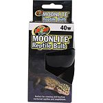 Simulates night time moonlight viewing of your terrarium animals Perfect for viewing and heating nocturnal reptiles and amphibians Very little visible light provided so as not to distrub your animal s sleeping patterns European quality for a long burn l