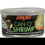 Cooked in the can freshwater shrimp. Excellent high protein treat for all aquarium fish and invertebrates. Safe for all marine fish and invertebrates. Great for large cichleds, triggerfish, puffer fish, groupers, etc.