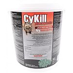 Kills anticoagulant-resistant norway rats, roof rats, and house mice. For use in attics, kitchens, basements, garages, consistent with all use restrictions and label precautions and limitations. May only be used inside and within 50 feet of buildings or i