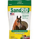 Aids in the prevention of digestive and sand colic. The psyllium encapsulates sand and dirt to help in removal. Comes in an earth-friendly resealable bag.