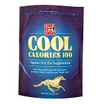 Keep your horse s energy cool and focused with Cool Calories 100 by Start to Finish. It s the perfect, easy-to-use addition to your feeding program for focused energy and improved body and haircoat condition.