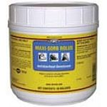 For use as an aid in relief of simple diarrhea and digestive disturbances in horses and cattle. For use in cattle, calves, horses, and foals. Activated attapulgite absorbs bacterial toxins, reducing inflammation and peristalsis. Carob flour coats and lubr