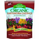 Pure earthworm castings All natural organic source of nitrogen Perfect as a soil amendment or to make fertilizer tea. 0.5-0-0 analysis