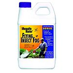 For use in propane or electric foggers. Kills mosquitoes, gnats, flies and other insects on contact. Fog dissipates quickly. Can also be used indoors for control of pests such as ants and spiders. Ready-to-use in all foggers.