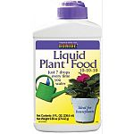 This product contains a perfectly balanced 10-10-10 fertilizer that is ideally formulated for your houseplants. Just simply apply 7 drops per quart of water for lush, healthy plants.