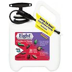 America s favorite brand of general purpose insecticide is now available in a sturdy, re-usable pressure sprayer bottle. Adjustable spray pattern range from gentle mist to powerful straight stream. Kills over 100 named insect pests such as ants, aphids, j