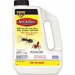 Indoor/outdoor waterproof deltamethrin dust provides 8 month residual action. Odorless and fast acting. Kills all ants, including fire ants, termites, and carpenter ants. Also provides excellent results on spiders, wasps, bees (including ground bees), sco