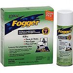 Dual-action formula provides the quickest, easiest, and most economical way to treat the indoor environment. Kills fleas, ticks, cockroaches, ants, spiders, mosquitoes and silverfish. Kills flea eggs and flea larvae for up to 7 months. Convenient triple p