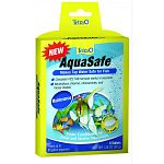 Makes tap water safe for fish. Complete fizz tab formula works in seconds. Neutralizes chlorine, chloramines and heavy metals.