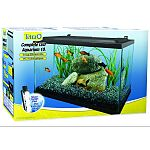 Features a low profile, energy efficient led hood that produces a natural shimmering effect that mimics daylight under water. This kit includes everything you need to set up an aquarium including a whisper power filter 10 and bio-bag filter cartridge. Als
