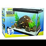 Features a low profile, energy efficient led hood that produces a natural shimmering effect that mimics daylight under water. This kit includes everything you need to set up an aquarium including a whisper power filter 20 and bio-bag filter cartridge. Als