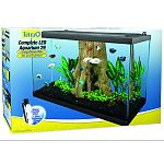 Features a low profile, energy efficient led hood that produces a natural shimmering effect that mimics daylight under water. This kit includes everything you need to set up an aquarium including a whisper power filter 30 and bio-bag filter cartridge. Als