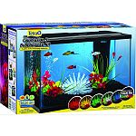 Watch the colorfusion lights transform your tank as it changes colors from red, blue, green and every color in between Help improve your water quality while adding a creative steady stream of bubbles with the tetra bubble wand and air pump