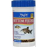Sinking pellet for all types of bottom feeding fish Releases up to 30% less ammonia For clean, clear water Optimal protein for healthy growth and healthy environment