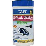 For algae and plant eating fish such as swordtails, mollies, and guppies Releases up to 30% less ammonia For clean, clear water Optimal protein for healthy growth & healthy environment