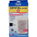 Replacement filter pad for the superclean 50, bci# 973551 Removes colors, odors and debris. Makes water clean and crystal clear. Use when starting an aquarium or doing regular maintenance to remove pollutants