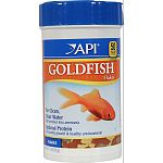 Flake food for all types of goldfish Release up to 30% less ammonia For clean, clear water Optimal protein for healthy growth & healthy environment
