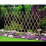 Beautiful, long lasting and expandable fence Strong and weathers well Easy to set-up