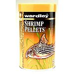 Wardley Shrimp Pellets are designed to soften and sink gradually, to allow fish at all levels to feed at their leisure. They re formulated to provide a variety of tropical fish with excellent nutrition, and are especially appealing to bottom feeders.