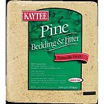 Kaytee natural pine bedding and litter is manufactured with all natural pine shavings specially processed to eliminate dust . The natural pine oils help suppress microorganisms and provide a clean fresh aroma.