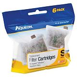 Aqueon Filter Cartridge - Small / 6 pk.