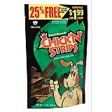 Chick N Strips Dog Treats 7.2 oz.  (Case of 10)