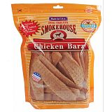 SmokeHouse USA Made Chicken Barz Dog Treats - 16 oz.