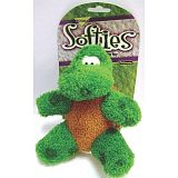 Booda Softies Terry Toby Dog Toy