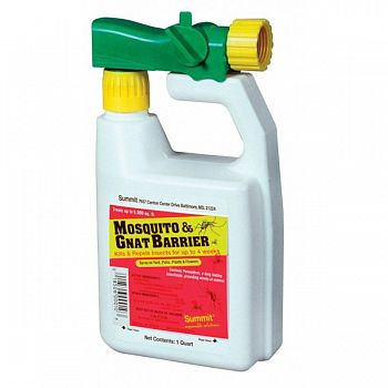 Mosquito / Gnat and Insect Spray Killer 32 oz