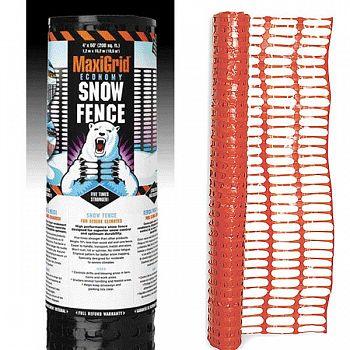 Maxigrid Snow Fence