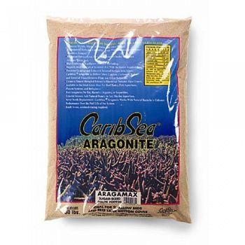 Aragamax Sugar Sized Sand Dry Aragonite 30 lbs