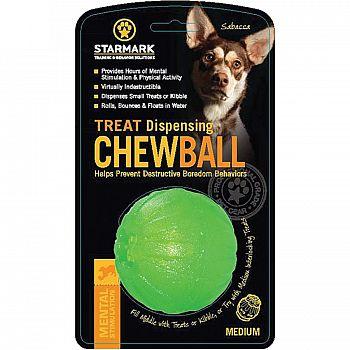 Everlasting Fun Ball Treat Dispenser for Dogs