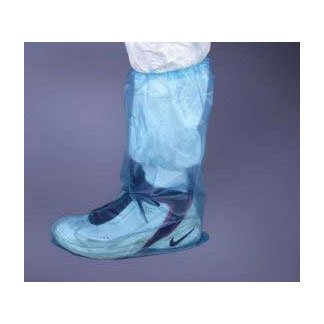 Disposable Boots w/ Elastic top XLarge